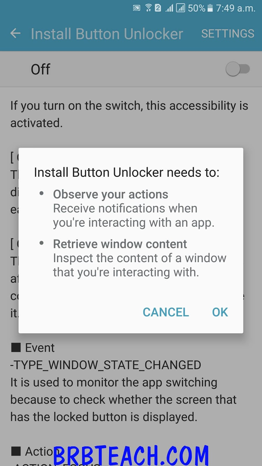 How to Fix Screen Overlay