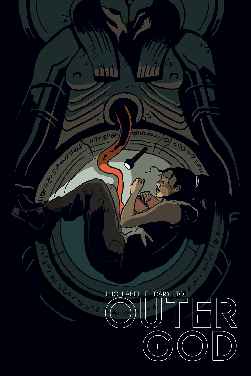 OUTER GOD (Luc Labelle, Daryl Toh)