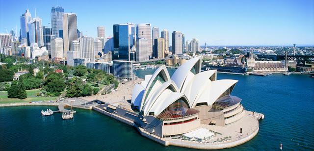 ¿QUÉ VISITAR EN AUSTRALIA?