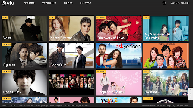 Viu Shows - January Recommended Korean Shows Viu