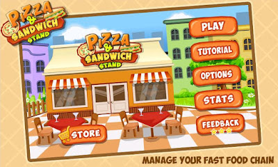 Game Pizza & Sandwich Stand-Cooking Download
