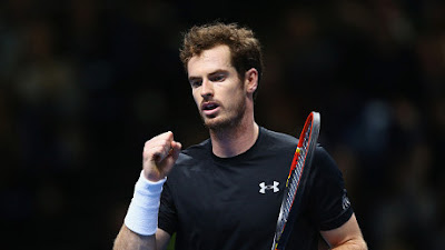 Murray Mengawali dengan Kemenangan Straight Sets atas Ferrer