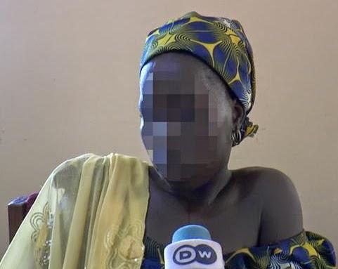 boko haram raped chibok girls
