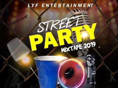 DOWNLOAD MIXTAPE: DJ Tonioly - Street Party Mix 2019