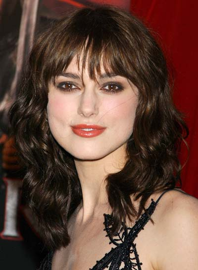 Keira Knightley Hairstyles Hairstyles 2013