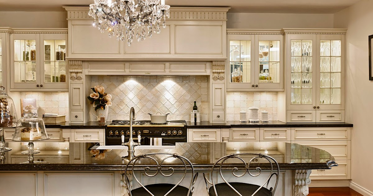 Instant Knowledge: French Country Kitchen Cabinets