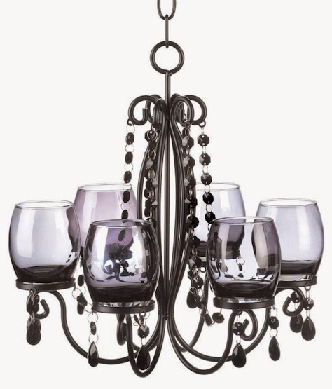 Luxury Amazon has this candle chandelier for with free shipping