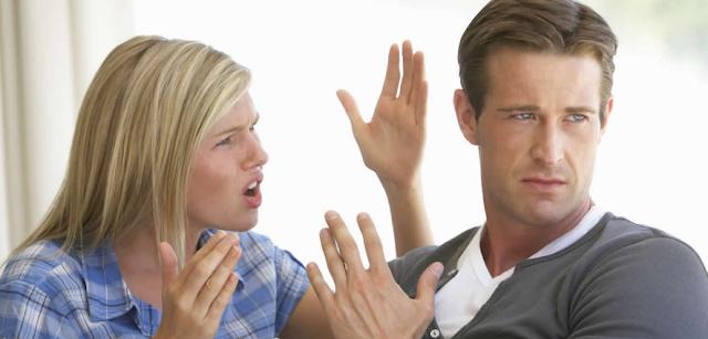 Como conquistar a un hombre después de una pelea