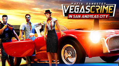 Mafia gangster Vegas crime in San Andreas city Mod Apk Download