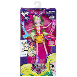 MLP Equestria Girls Friendship Games School Spirit Lemon Zest Doll