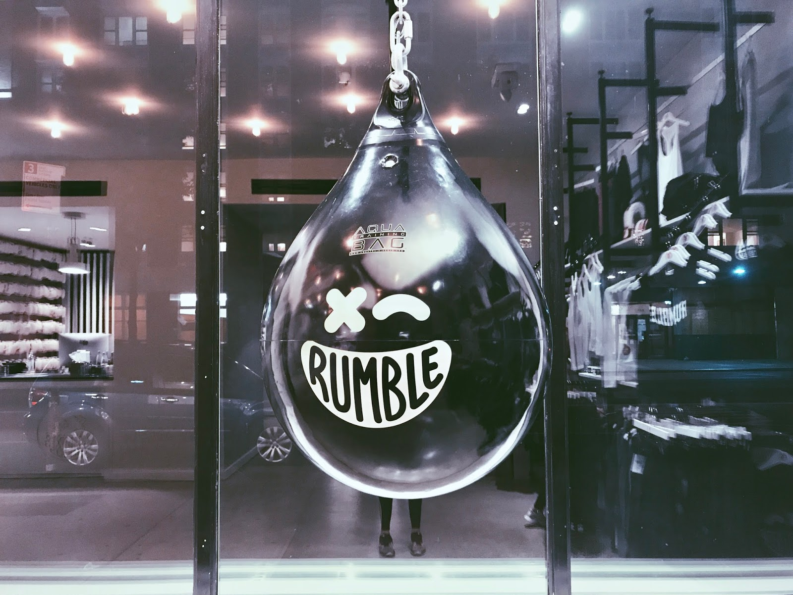 Rumble | Boxing in New York