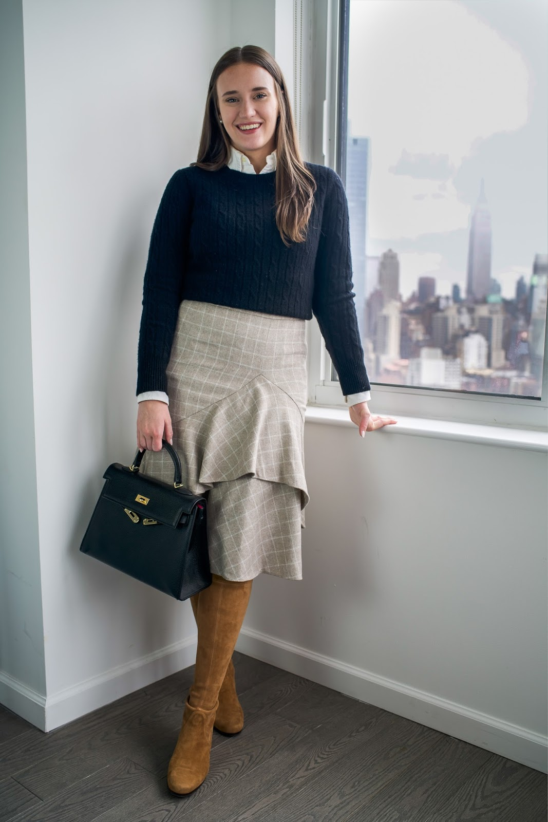 bc402a076e1 What To Wear To Work In The Winter | New York City Fashion and ...