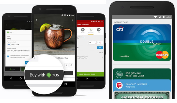 Google Integrates Android Pay with More Banks Around the World: Here is all You Need to Know