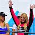 La primera dama del Rallycross