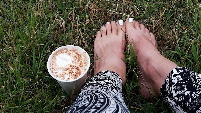 Project 366 2016 day 212 - Camp Bestival Chai Latte // 76sunflowers