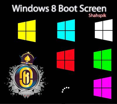 "<img src=""https://4.bp.blogspot.com/-tIoP2VsJI_s/VGN7SS1EC-I/AAAAAAAADII/Ht5QXwhwCUA/s1600/windows%2B8%2Bboot.jpg"" alt="" Booting Time Windows 8 theme for xp"" />"