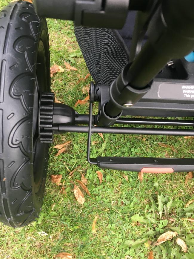brake-on-Micralite-Festival-Fastfold-Stroller