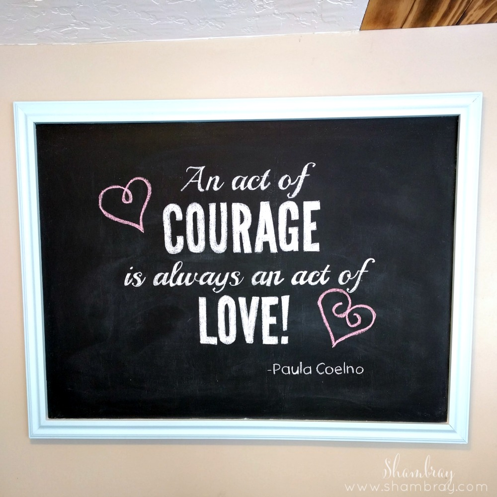 Quotes About Teaching Children Shambray Value Of The Month  Courage Quotes