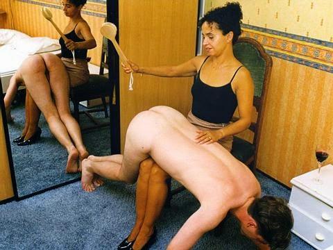 miss lina spanking