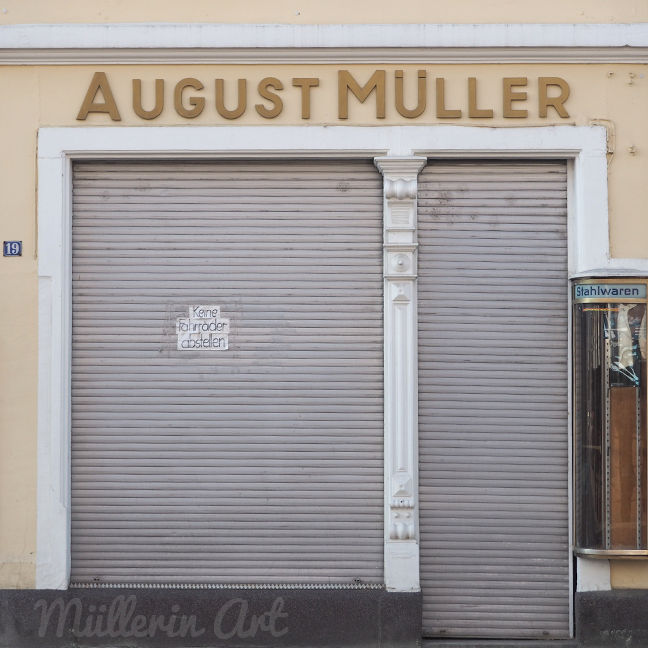Fenster in Speyer © Müllerin Art