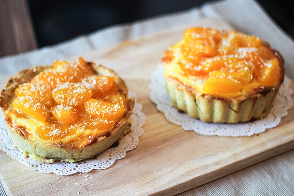 Aprikosen Tarte Zubereitung
