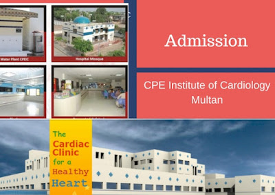 ch.pervaiz elahi institute of cardiology(admission) 2018-2019