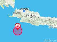 Gempa Guncang Bogor dan Sukabumi, Warga Berhamburan Keluar Rumah