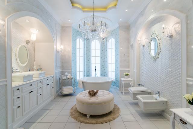 ห้องน้ำโรแมนติก