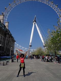 Ahoy London!