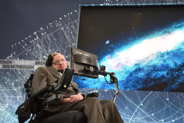 Stephen Hawking Says Humans Have 100 Years to Move to Another Planet