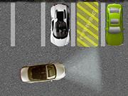 لعبة ركن سيارات