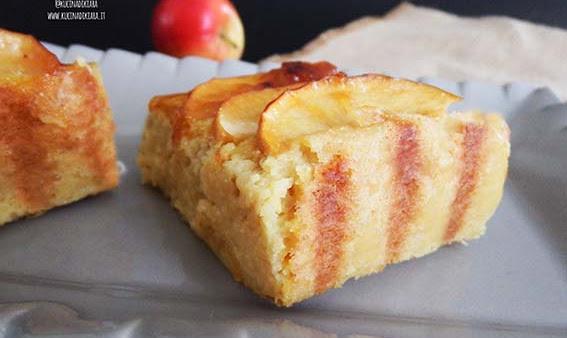 Torta di mele, ricetta per la Cucina del Senza®
