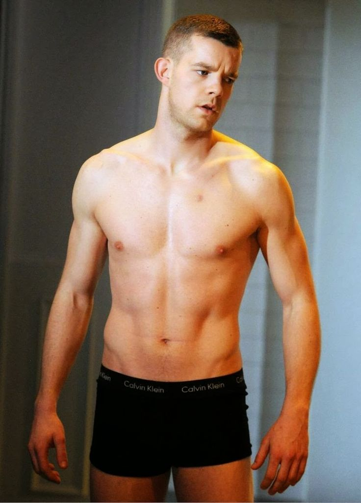 RUSSEL TOVEY, UK actor