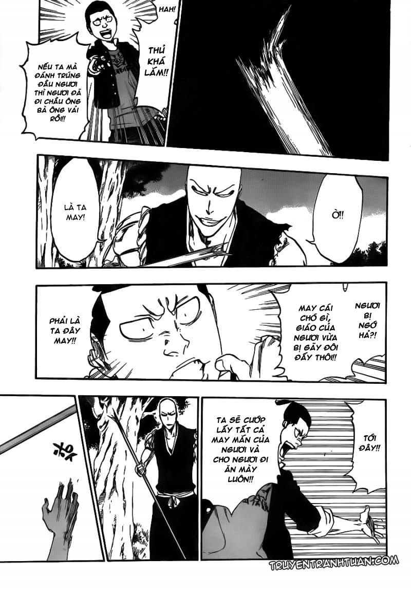 Bleach chapter 467 trang 11