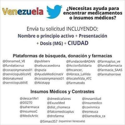 Apertura Venezuela: Listado de buscadores de internet y