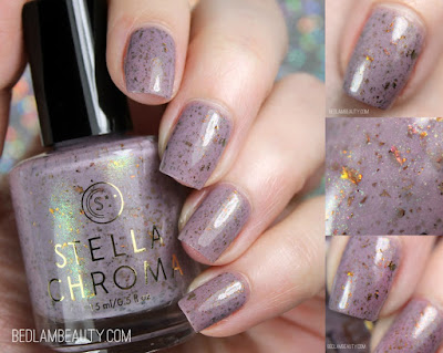 STELLA CHROMA The Whole Brevity Thing | Polish Pickup May 2018