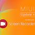 Gravação de ecrã é a nova funcionalidade nas ROMs MIUI a partir de hoje