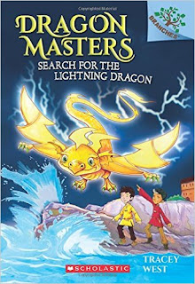 Search For The Lightning Dragon: A Branches Book PDF