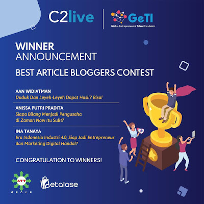 GeTI Blog Competition