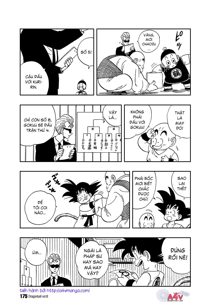 Dragon Ball chap 116 trang 9
