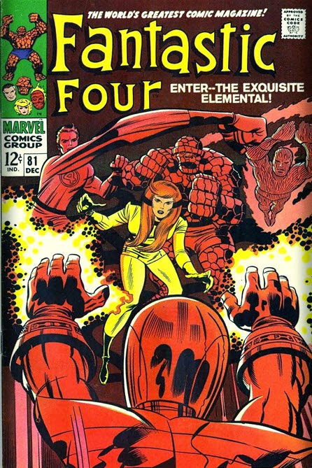 Fantastic Four 81-ExquisiteElemental