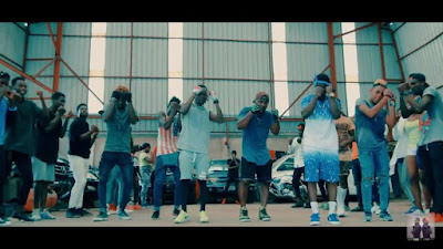 "Toofan-Ft-Patoranking - ""MA GIRL"""