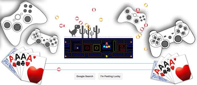 Cara Main Game Online di Google yang Tersembunyi