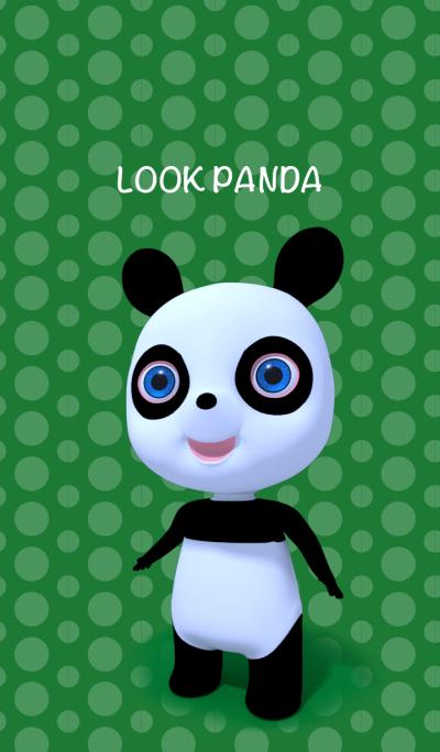 Look Panda