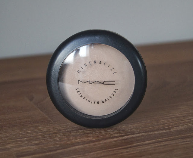 mac mineralize skin finish natural msfn review