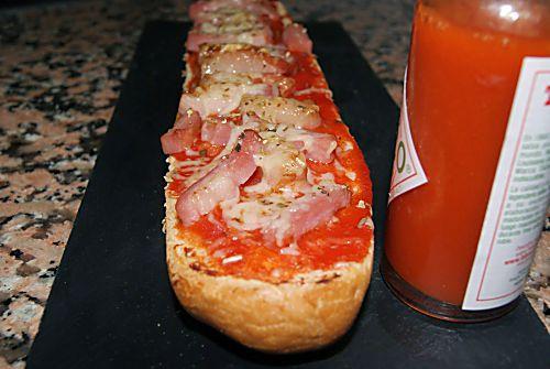 Receta casera de panini