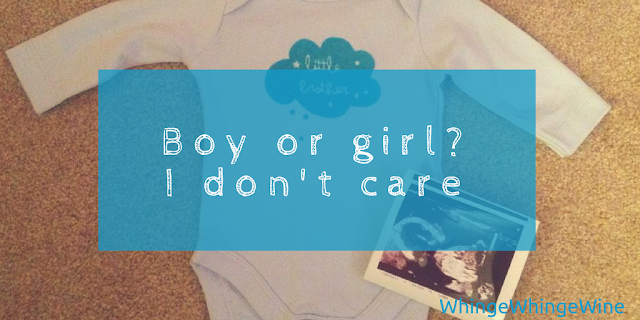 Boy or girl? I don't care: The elaborate gender reveal