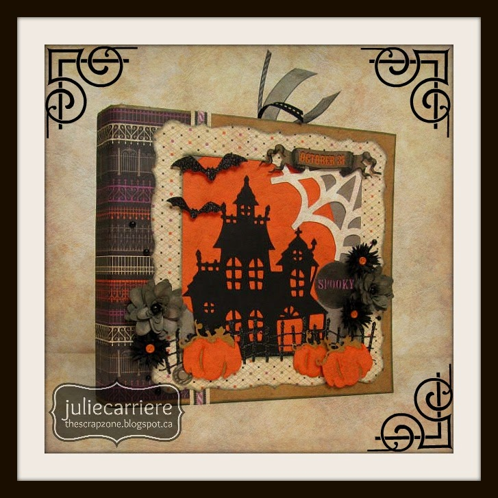 Halloween-Mini-Album