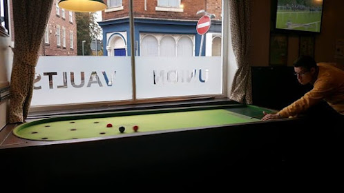 Bagatelle at the Union Vaults pub in Chester