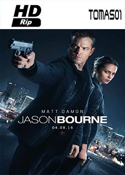 Jason Bourne (2016) HDRip HC